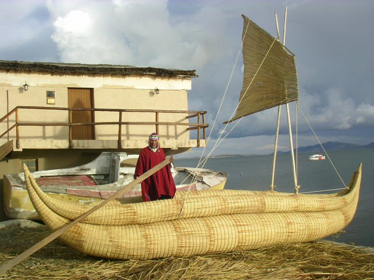 A Reedboat History