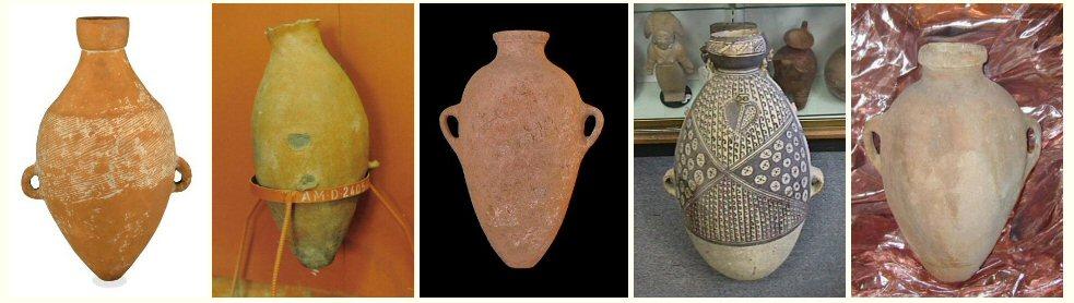 la raza gigante y el genesis 6 Amphora
