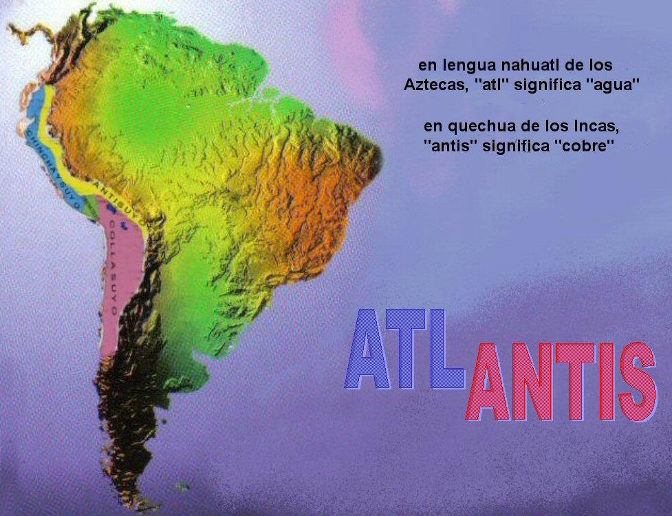 la raza gigante y el genesis 6 Atlantisantisuyoesp