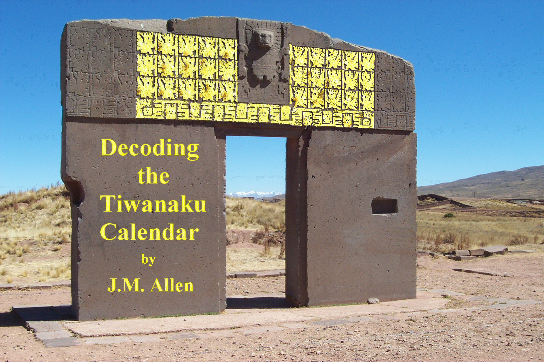 Decoding the Tiwanaku calendar