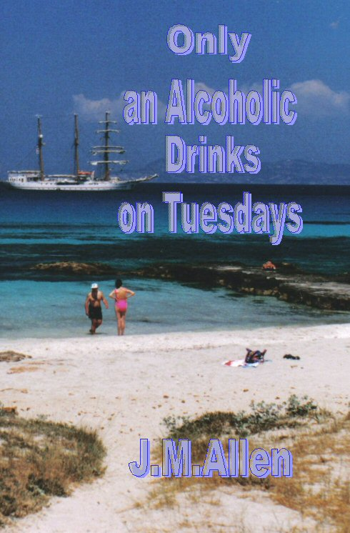 only an alcoholic drinks on Tuesdays