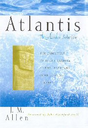 Atlantis the Andes Solution