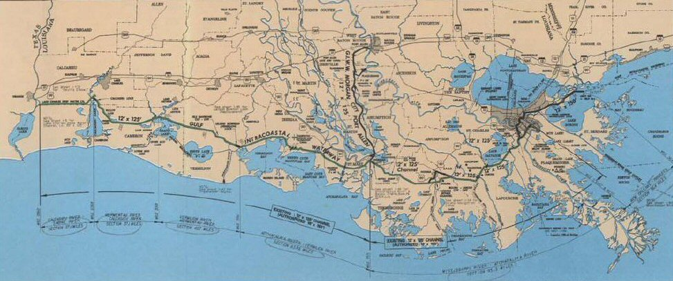 Canals Louisiana 1
