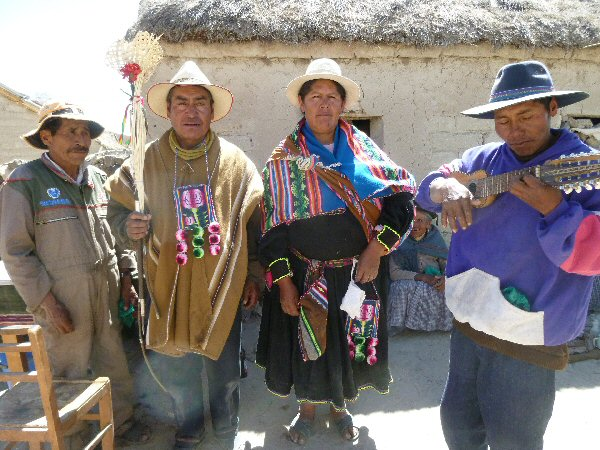 Pampa Aullagas music